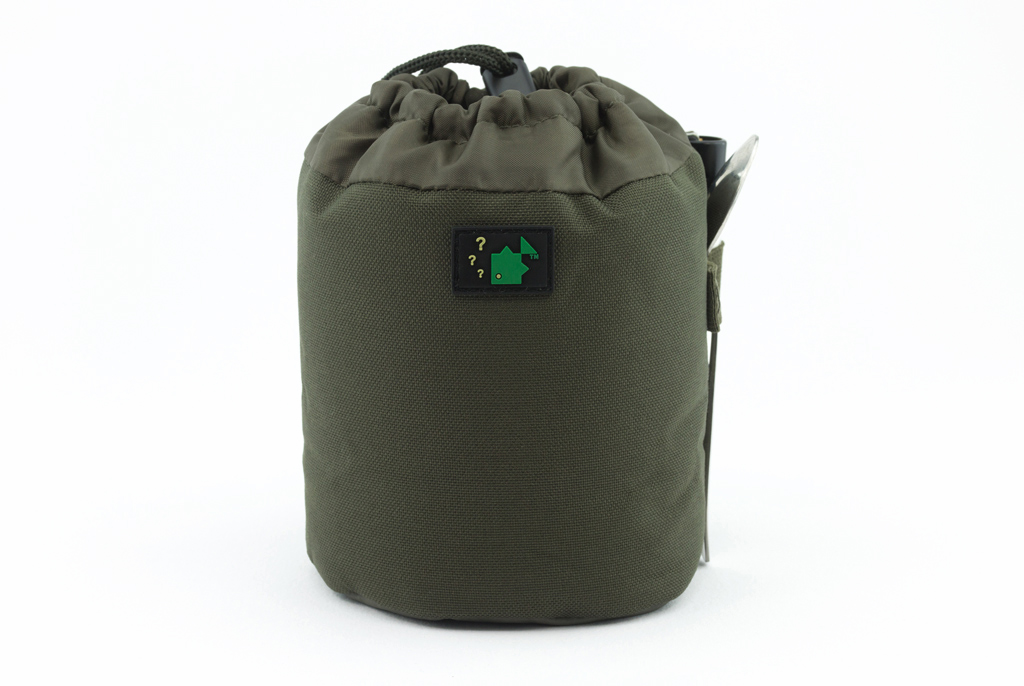 600D Gas Canister Pouch