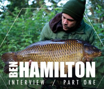 Ben Hamilton Interview Part One