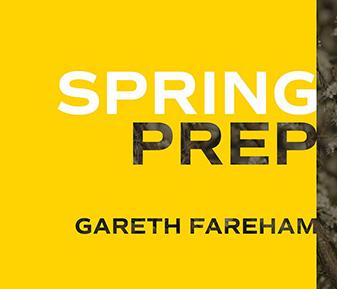 Spring Prep by Gareth Fareham