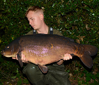 First North Lake 30 for Danny Hillier
