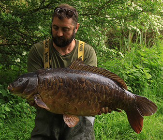Woolpack 40lb Fully for Russell