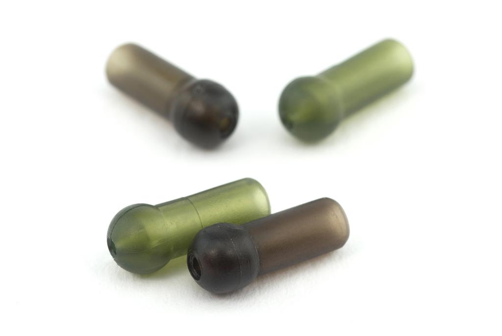 Buffer Beads Green & Brown