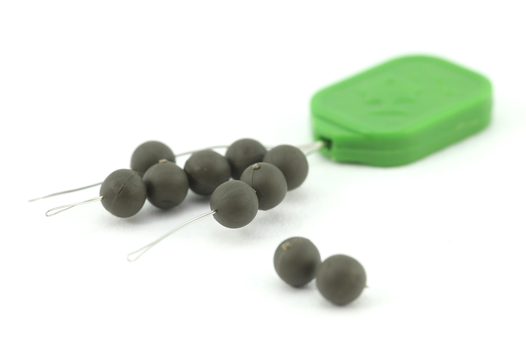 Round Beads 5mm Green