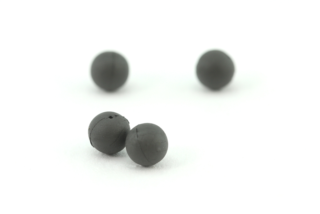 Round Beads 5mm Tungsten