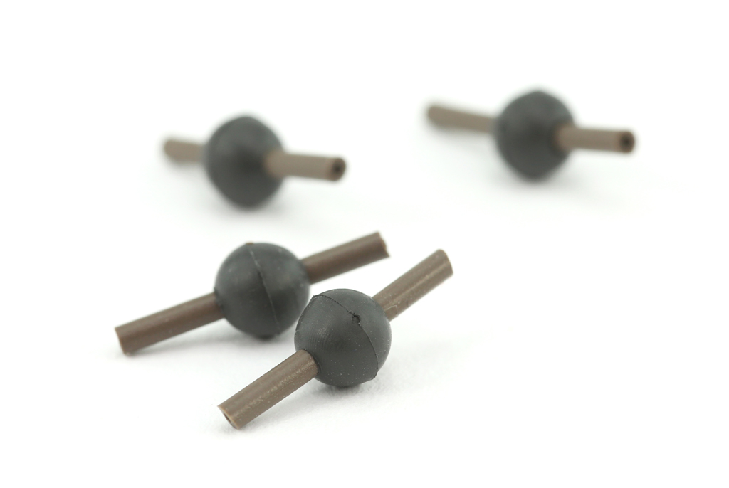 Leadcore 5mm Safety Top Beads Tungsten