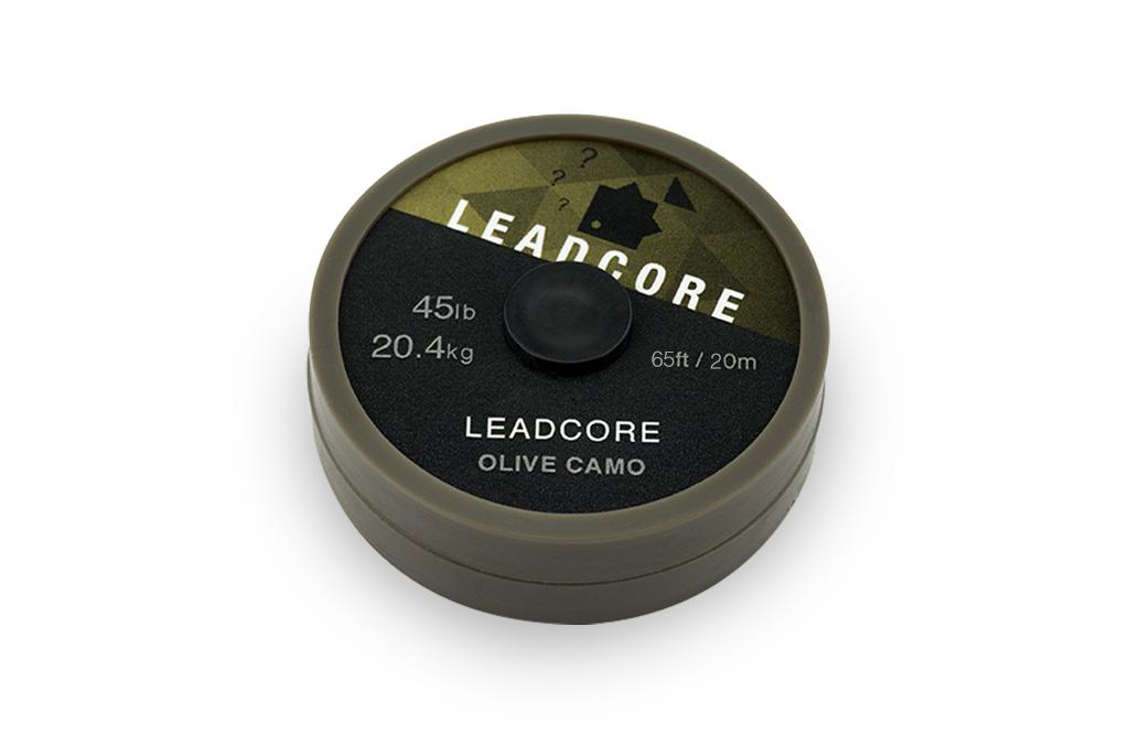 Leadcore 45lb Olive Camo