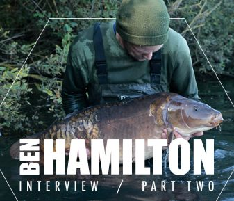 Ben Hamilton Interview Part Two