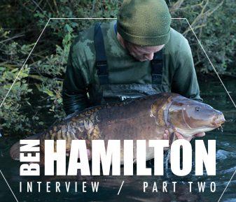 Ben Hamilton Interview Part Two