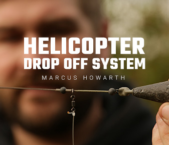 Helicopter Drop Off System – Marcus Howarth
