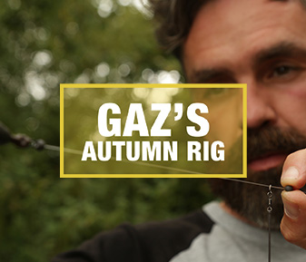 Gaz's Autumn Rig