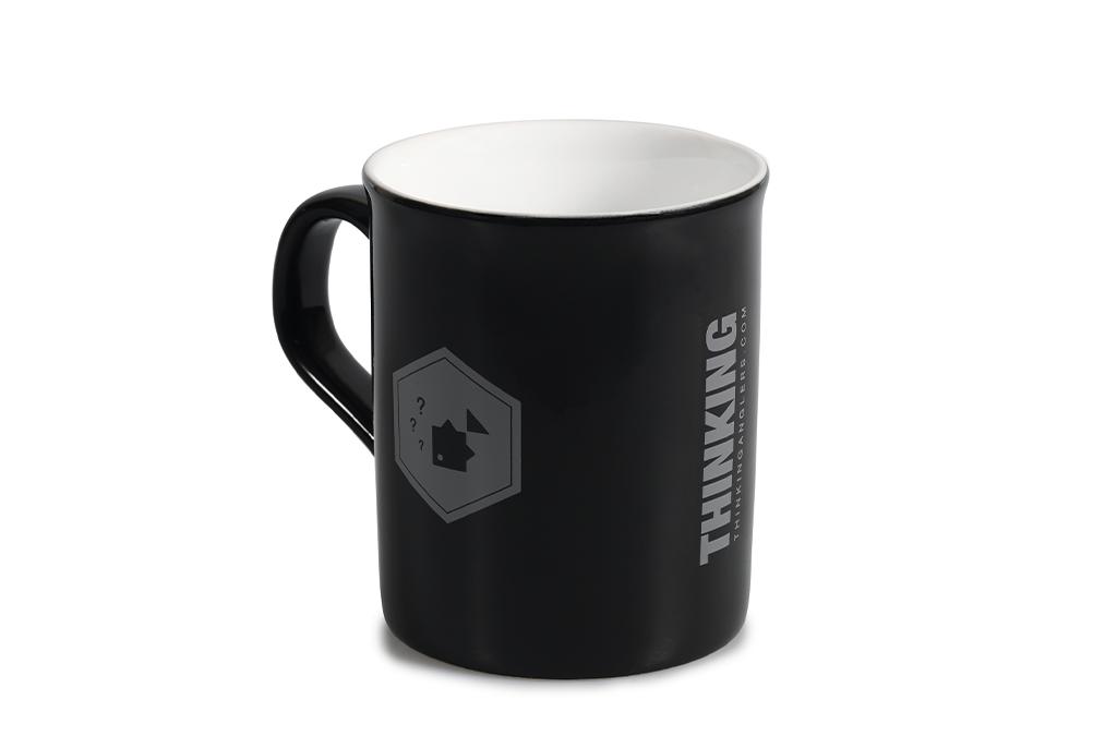 TA Gloss Black Mug