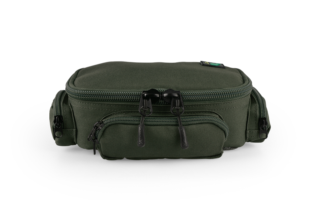 Olive Compact Tackle Pouch