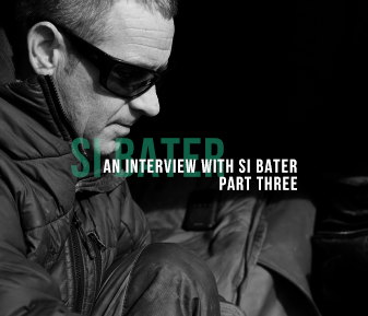 An Interview with Si Bater – Part Three