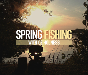 Spring Fishing with Oz Holness