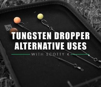 Tungsten Dropper Alternative Uses